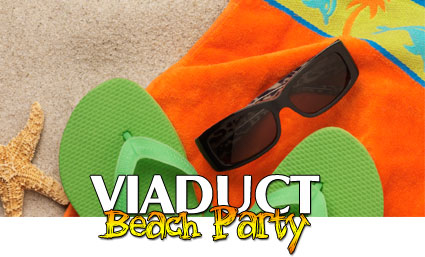 Viaduct Beach Party